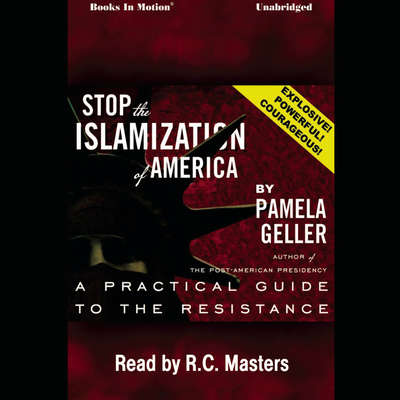 Stop the Islamization of America Audiobook, by