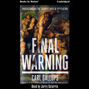 Final Warning Audiobook, by Carl Gallups