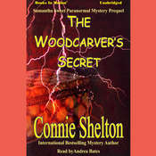The Woodcarvers Secret Audiobook, by Connie Shelton
