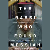 The RABBI WHO FOUND MESSIAH Audiobook, by Carl Gallups