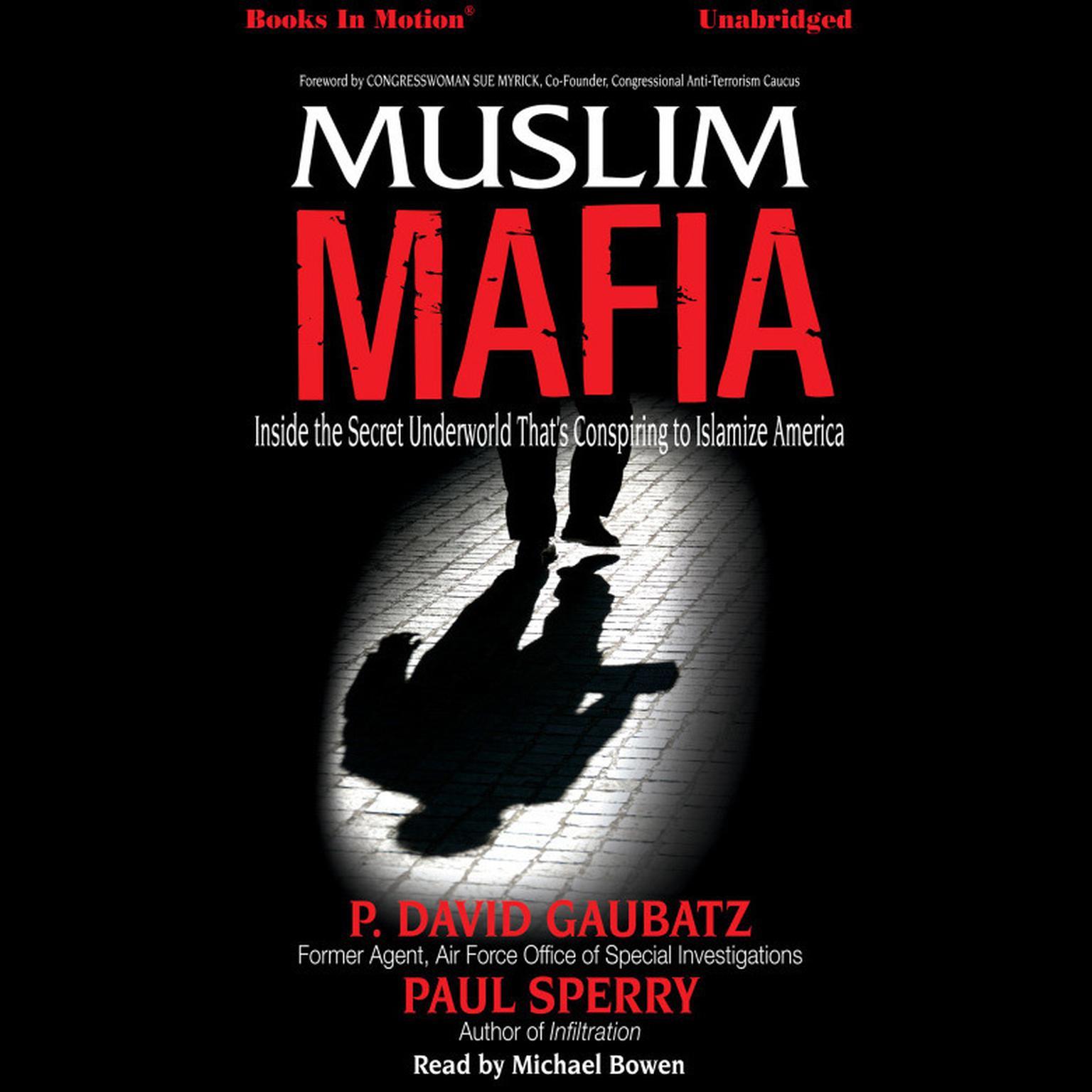 Muslim Mafia Audiobook, by P. David Gaubatz