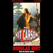 Redcoat Renegades Audiobook, by Douglas Hirt