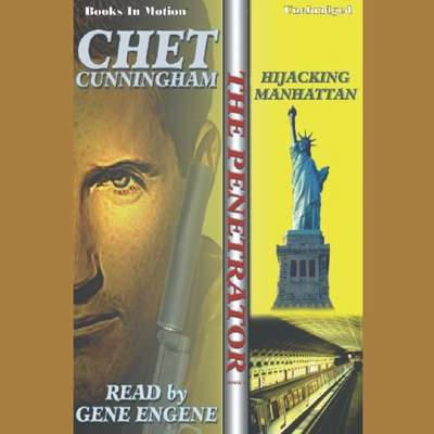 Hijacking Manhattan Audiobook, by Chet Cunningham