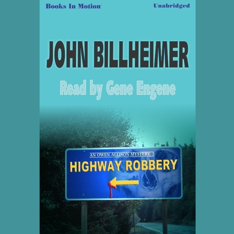 Printable Highway Robbery Audiobook Cover Art