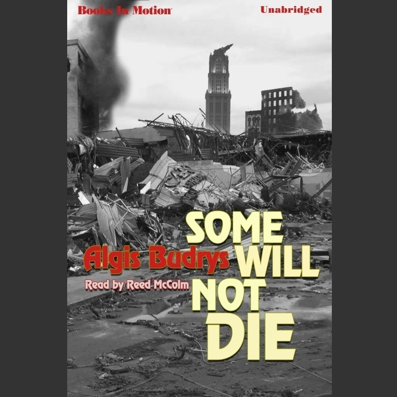 Printable Some Will Not Die Audiobook Cover Art