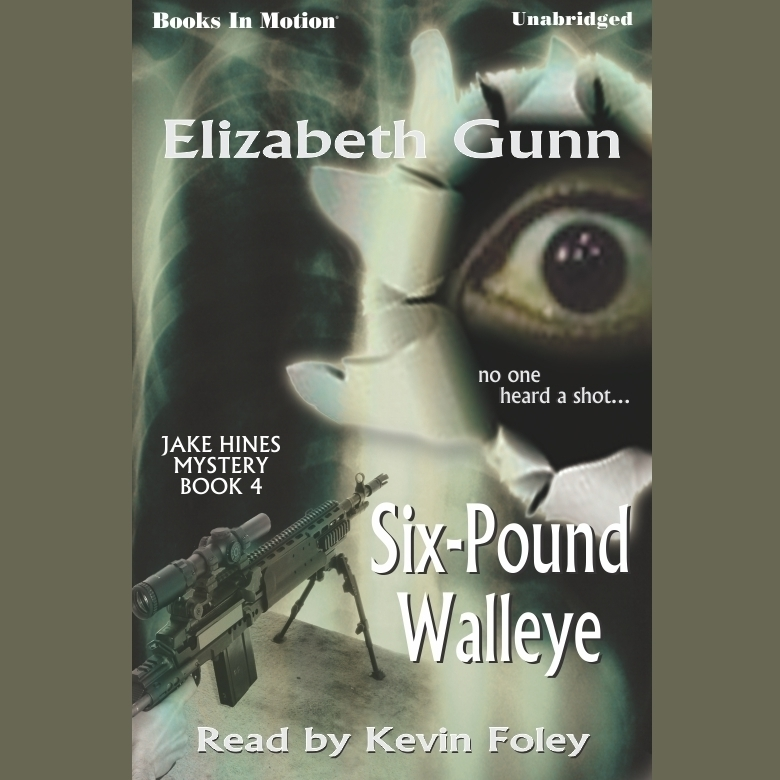 Printable Six-Pound Walleye Audiobook Cover Art