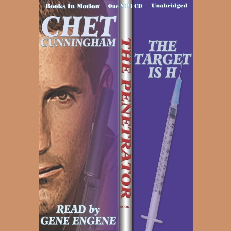 Printable The Target Is H Audiobook Cover Art