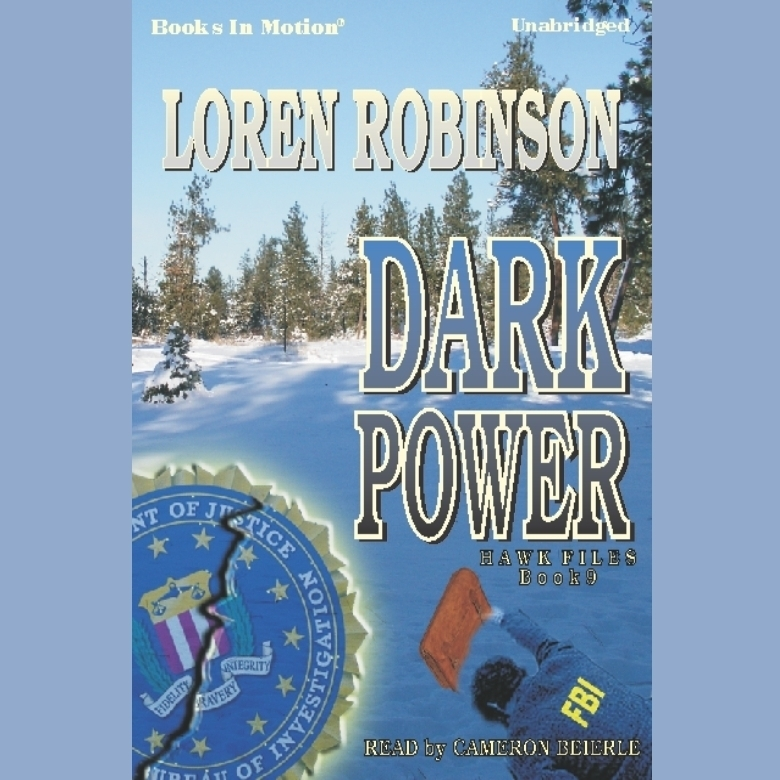 Printable Dark Power Audiobook Cover Art