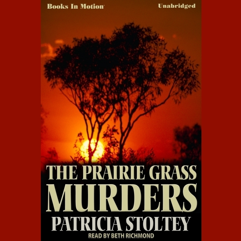 Printable The Prairie Grass Murders Audiobook Cover Art