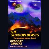 The Shadow Beasts Audiobook, by Gregory Janicke