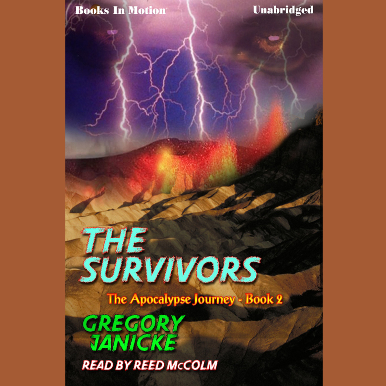 Printable The Survivors Audiobook Cover Art