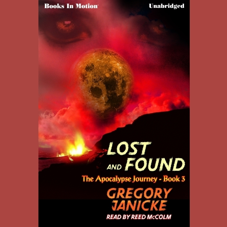 Printable Lost And Found Audiobook Cover Art
