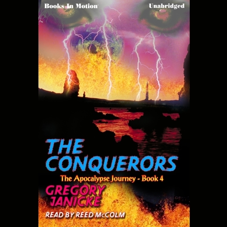 Printable The Conquerors Audiobook Cover Art