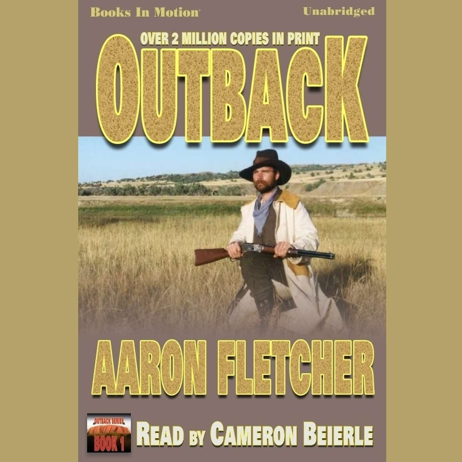 Outback Audiobook, by Aaron Fletcher