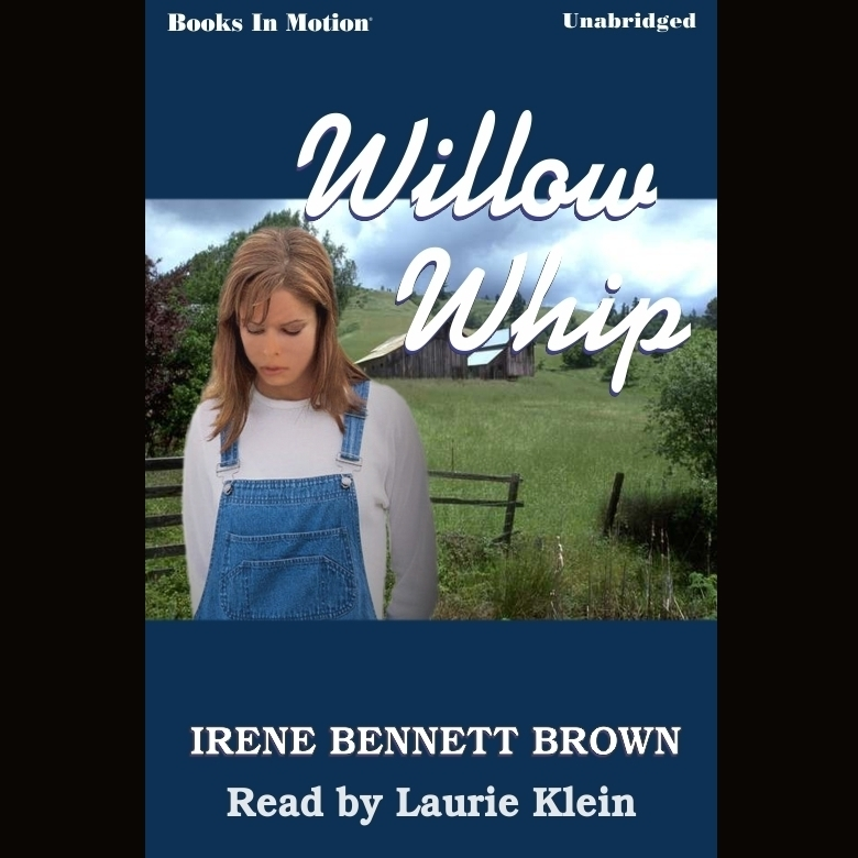 Printable Willow Whip Audiobook Cover Art