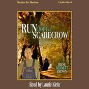 Run From A Scarecrow Audiobook, by Irene Bennett Brown