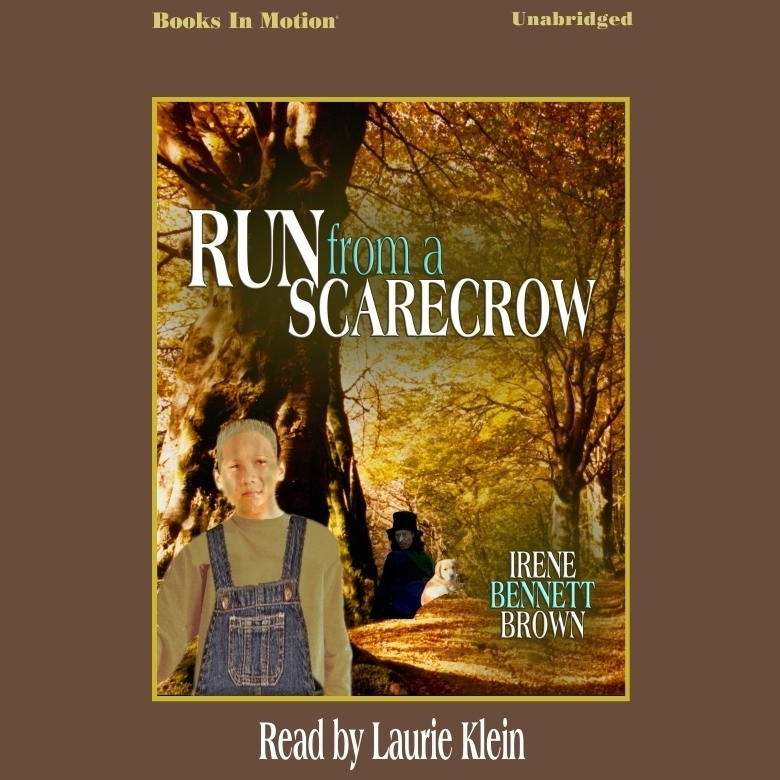 Printable Run From A Scarecrow Audiobook Cover Art