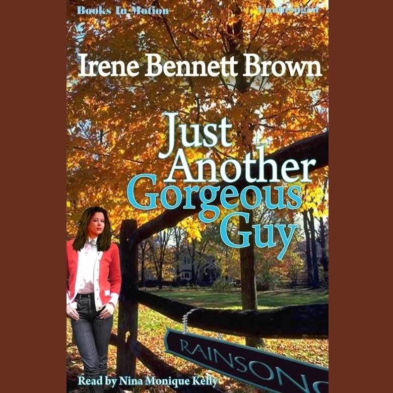 Printable Just Another Gorgeous Guy Audiobook Cover Art