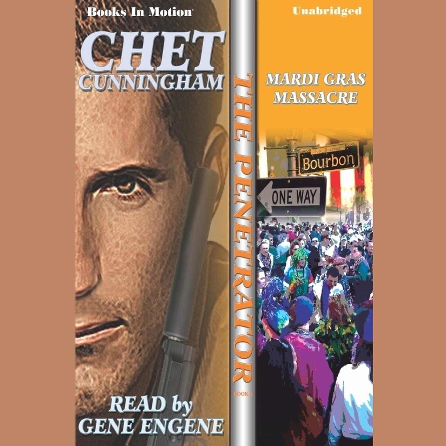 Mardi Gras Massacre Audiobook, by Chet Cunningham