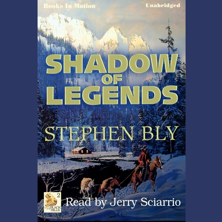 Printable Shadow of Legends Audiobook Cover Art