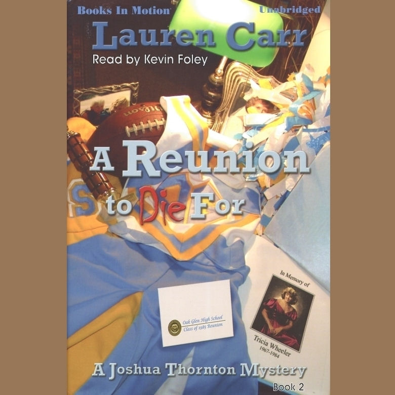 Printable A Reunion To Die For Audiobook Cover Art