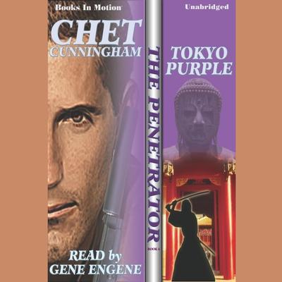 Tokyo Purple Audiobook, by Chet Cunningham