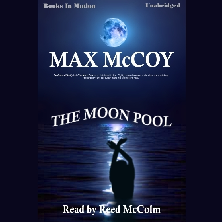 Printable The Moon Pool Audiobook Cover Art