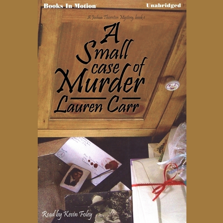 Printable A Small Case of Murder Audiobook Cover Art