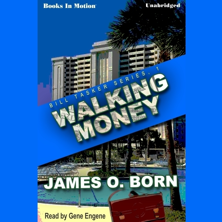Printable Walking Money Audiobook Cover Art