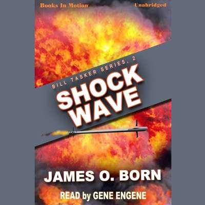 Shock Wave Audiobook, by James O. Born