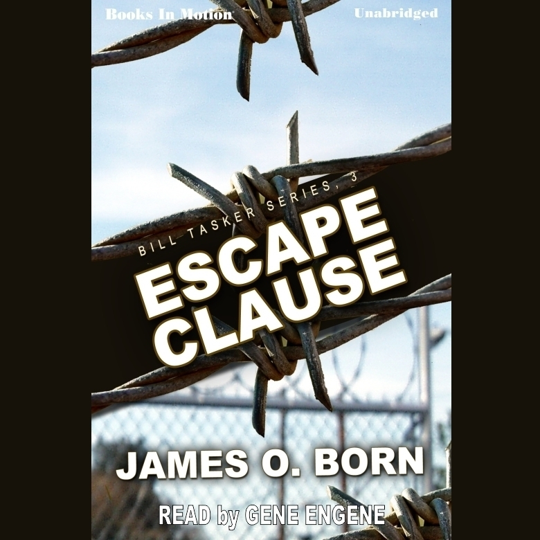 Printable Escape Clause Audiobook Cover Art