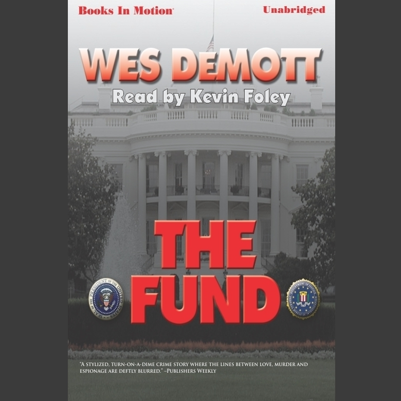 Printable The Fund Audiobook Cover Art