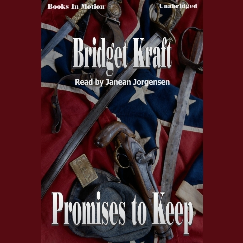 Printable Promises To Keep Audiobook Cover Art