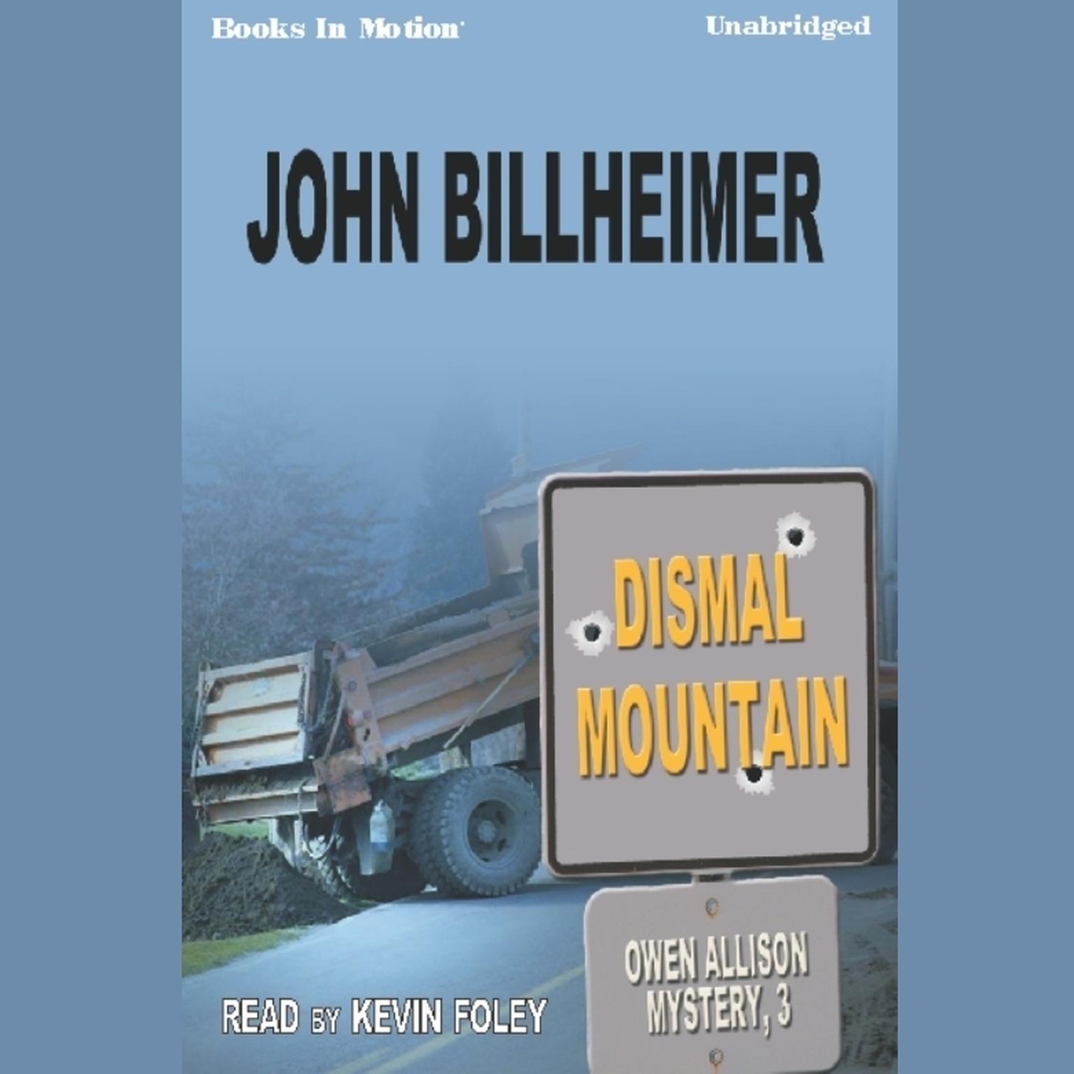 Dismal Mountain Audiobook, by John Billheimer