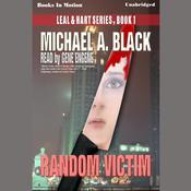 Random Victim Audiobook, by Michael A. Black