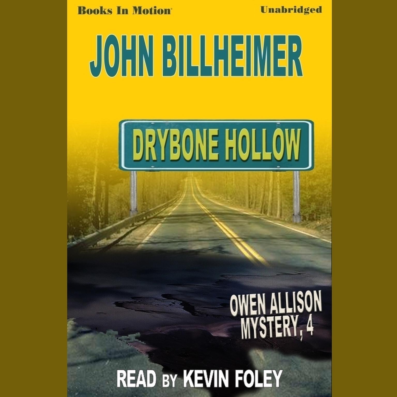 Drybone Hollow Audiobook, by John Billheimer