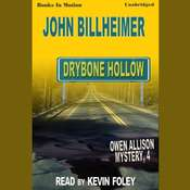 Drybone Hollow Audiobook, by John Billheimer