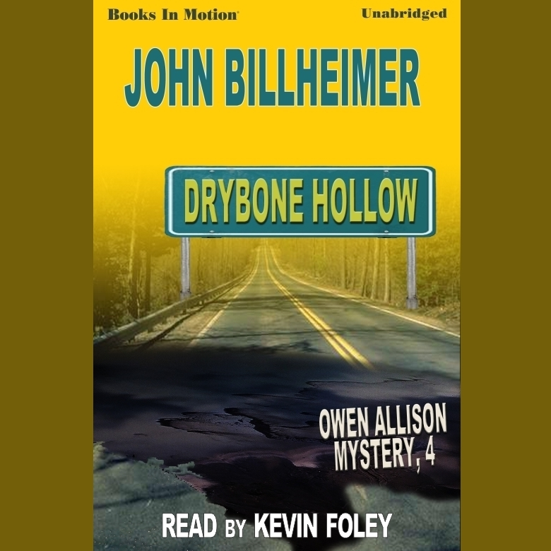Printable Drybone Hollow Audiobook Cover Art