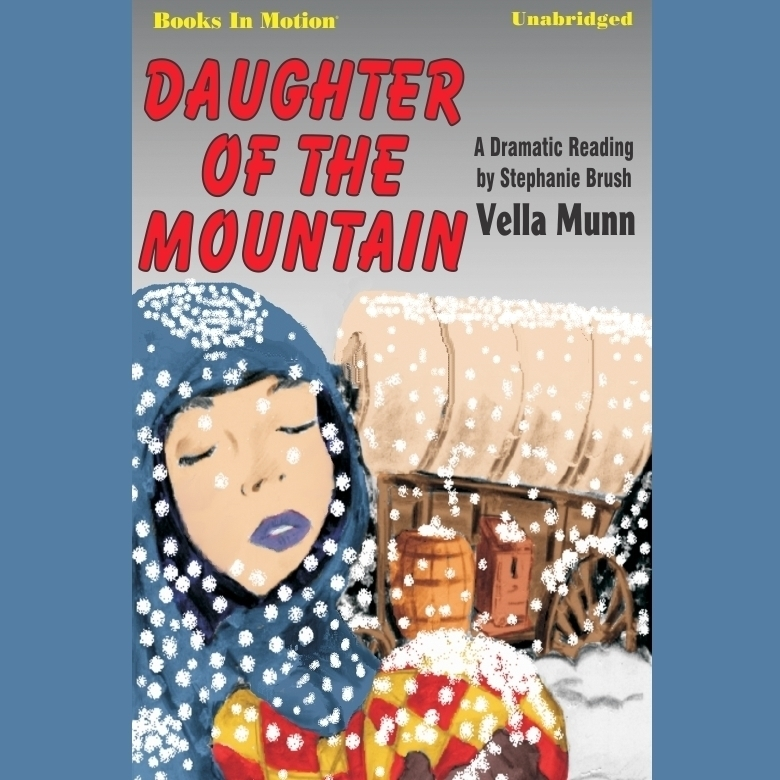 Printable Daughter Of The Mountain Audiobook Cover Art