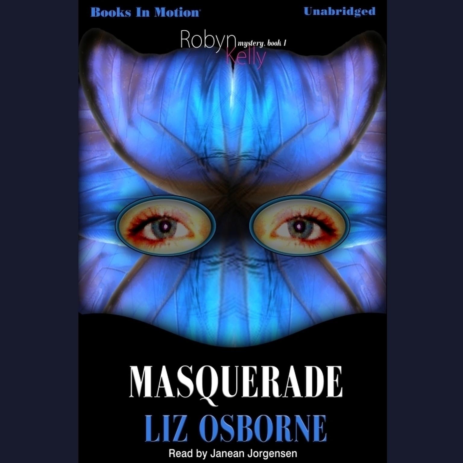Masquerade Audiobook, by Liz Osborne