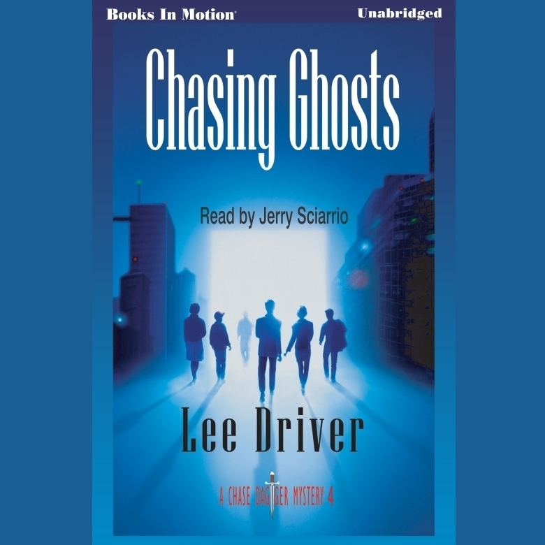 Printable Chasing Ghosts Audiobook Cover Art