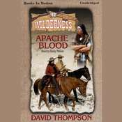 Apache Blood Audiobook, by David Thompson