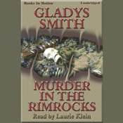 Murder In The Rimrocks Audiobook, by Gladys Smith