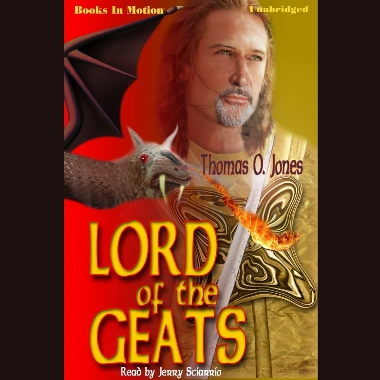 Printable Lord Of The Geats Audiobook Cover Art