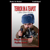 Terror In A Teapot Audiobook, by Morgan St. James