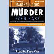 Murder Over Easy Audiobook, by Marshall Cook