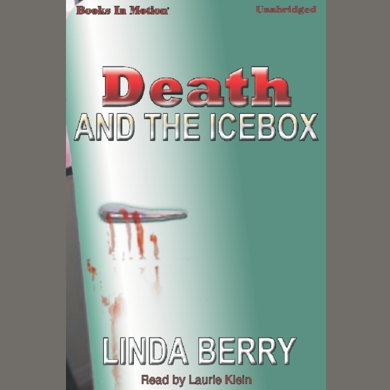 Printable Death And The Icebox Audiobook Cover Art