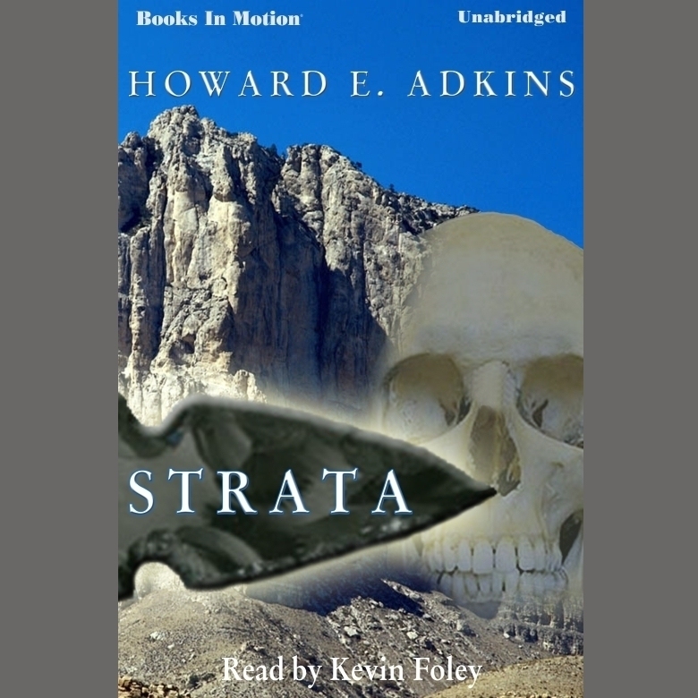 Printable Strata Audiobook Cover Art