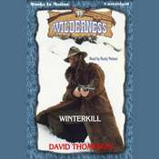 Winterkill Audiobook, by David Thompson