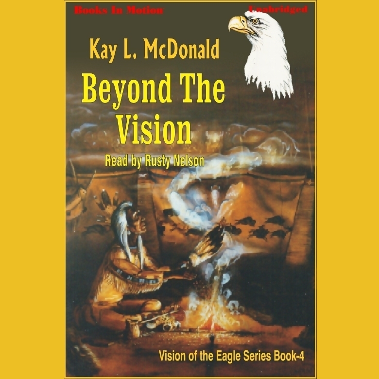 Printable Beyond The Vision Audiobook Cover Art